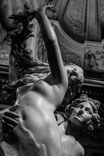 sculpture nude woman and man statue rome