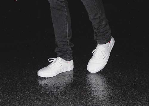 shoe pair of white low-top sneakers clothing