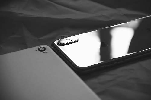 phone space gray iPhone X mobile phone