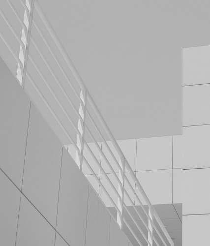 grey white metal railing at daytime los angeles