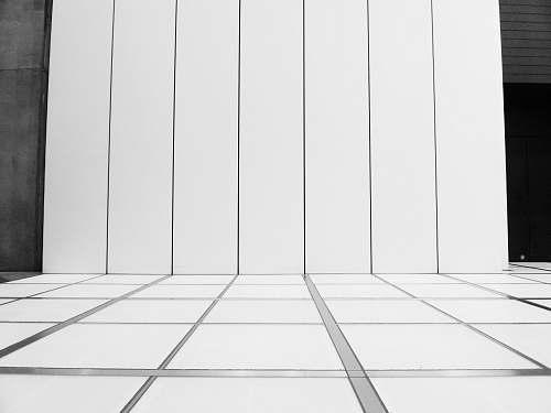 floor white tiled floor flooring