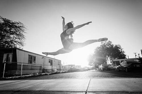 dance woman jumped photography pasco