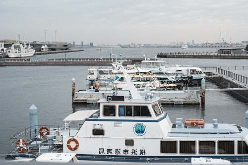 japan boats near dock transportation