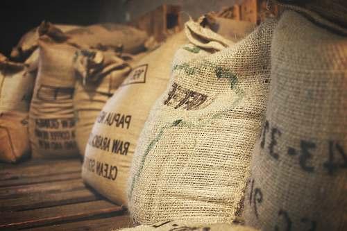 bag several sacks sack