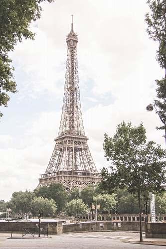 architecture Eiffel Tower, Paris tower