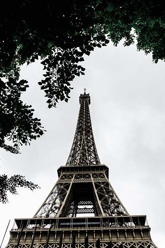 architecture Eiffel Tower scenery tower