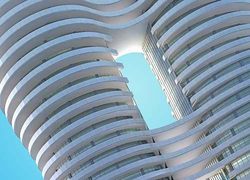 architecture gray building window