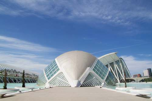architecture Opera House spain
