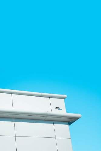 blue white building scunthorpe