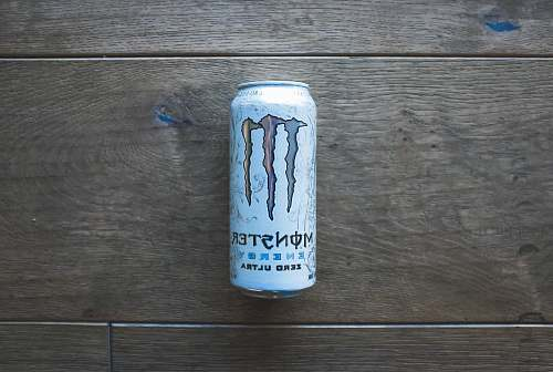las vegas Monster Energy drink can tin