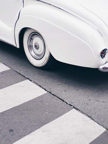 vehicle white vehicle wheel and white car transportation