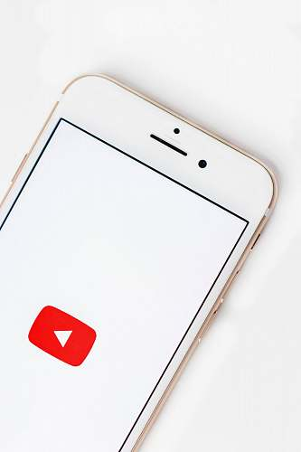 photo cell phone Youtube icon mobile phone free for commercial use images