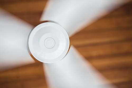 wooden white ceiling fan electrical