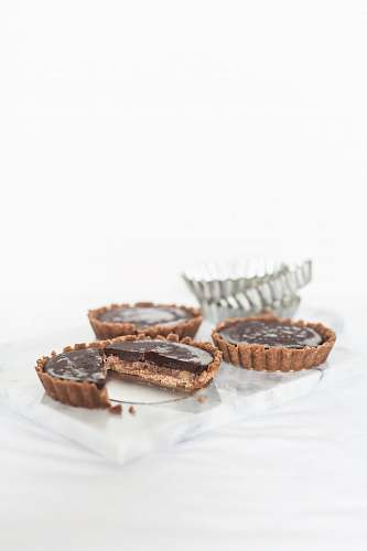 chocolate chocolate pastries dessert