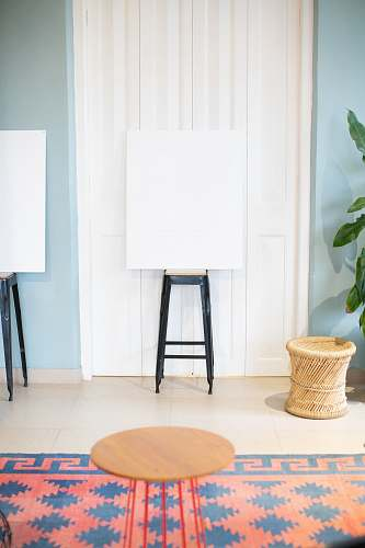 india white paint board home decor
