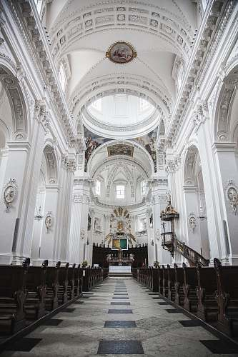 church cathedral interior architecture