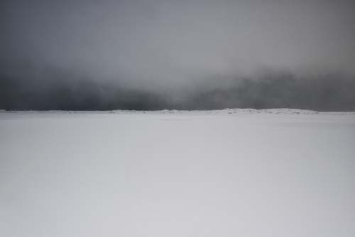 photo norway grayscale photography of snow horizon eggum free for commercial use images