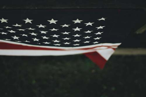 mi flag of America independence day