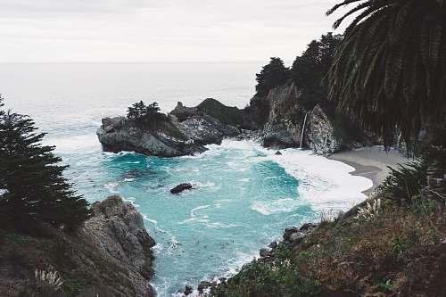 ocean beach during daytime water