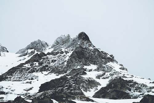 mountain landscape photography of mountain alps alps