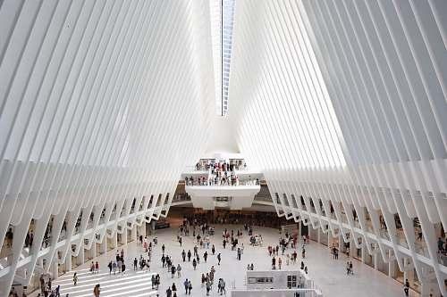 building photo of white concrete building architecture
