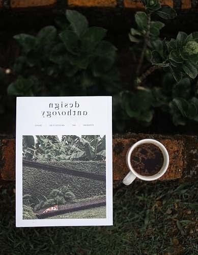 vegetation Design anthology book drink
