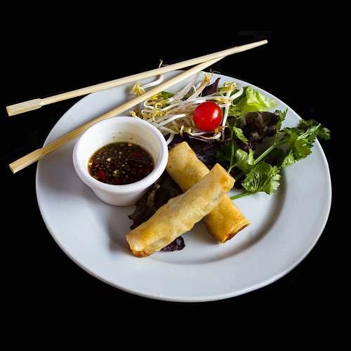 food White plste meal
