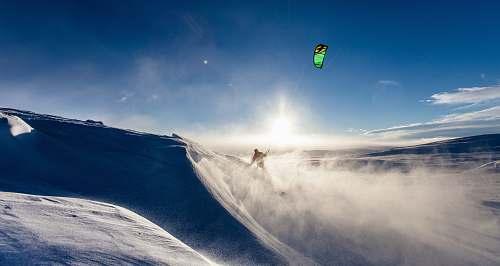 norway man skiing during daytime mountain