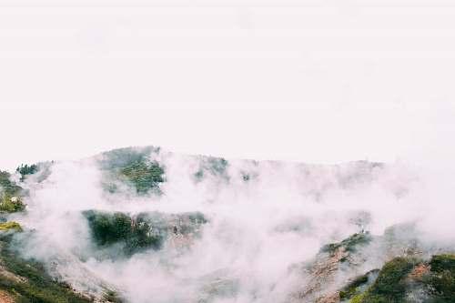 nature landscape of mountain new zealand