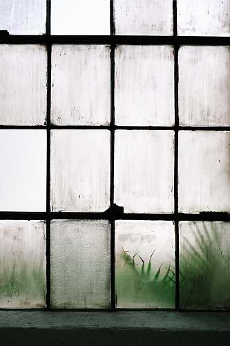 downtown glass window los angeles