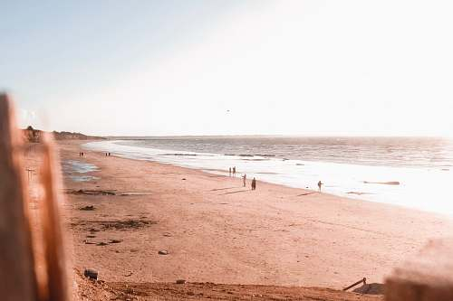 sea beach sand and water shoreline