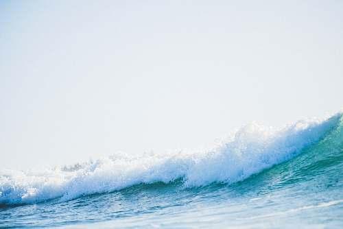 nature seawaves during daytime ocean