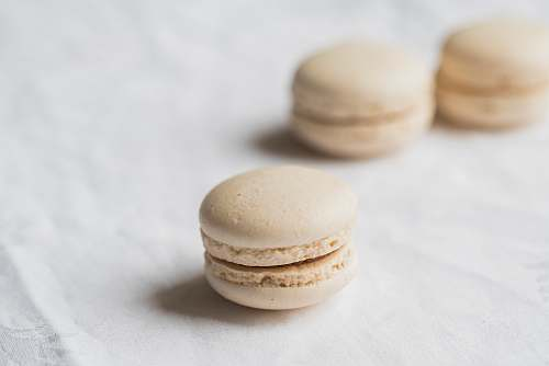 food photo of macaroons dessert