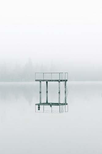 hoßkirch photography gray metal tower near body of water during daytime germany