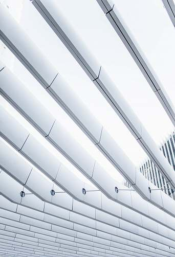 architecture white ceiling during daytime building