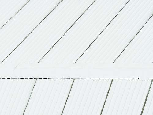 black-and-white white corrugated sheets wood