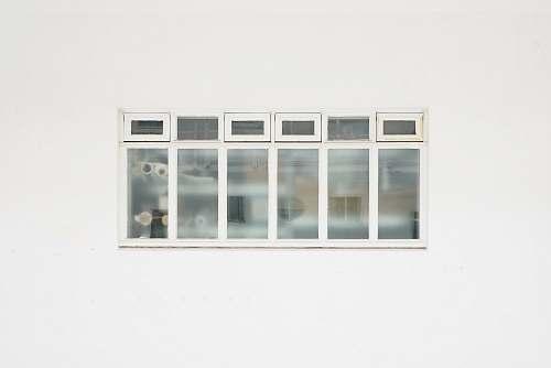 reykjavík casement window against white background iceland