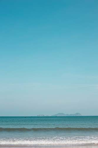 nature blue calm sea during daytime outdoors