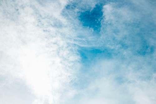 cloud cirrus clouds sky