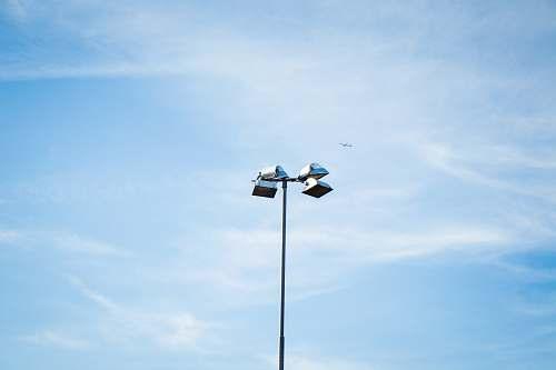 killwangen close up photography of post lamp under blue sky switzerland