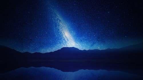 space galaxy galaxy
