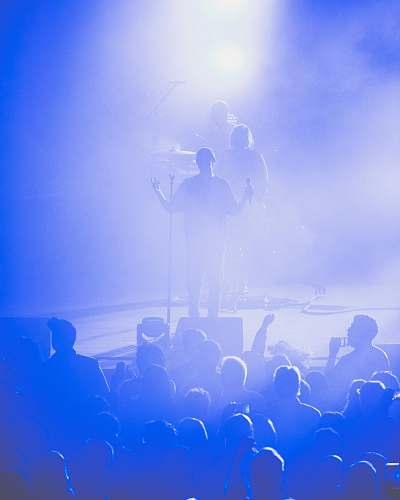 concert live band prayer