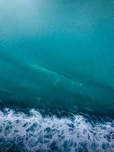sea ocean wave during daytime ocean