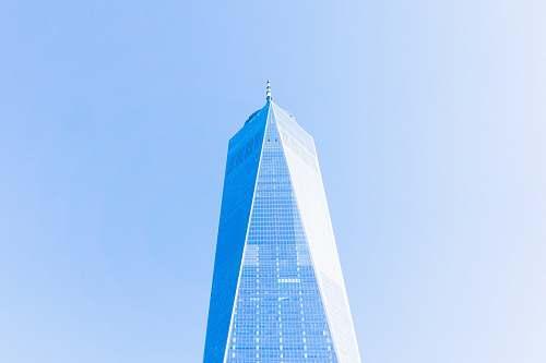 building One World Trade Center, New York skyscraper