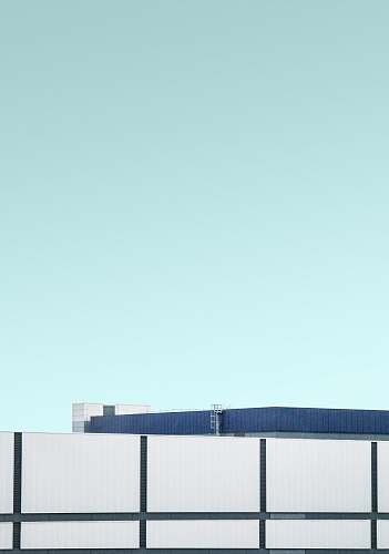 building photo of blue roofed building heathrow airport