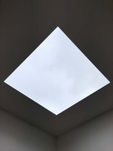 architecture square white ceiling building