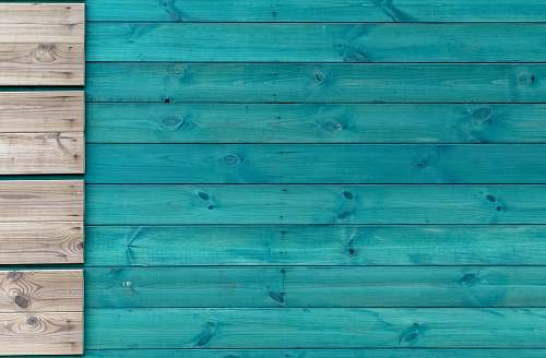 wood teal and gray wooden panel hardwood