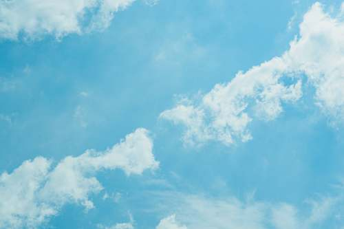 sky white clouds and blue sky cloud