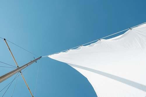 aarhus white sails on boat mast under clear sky during daytime denmark