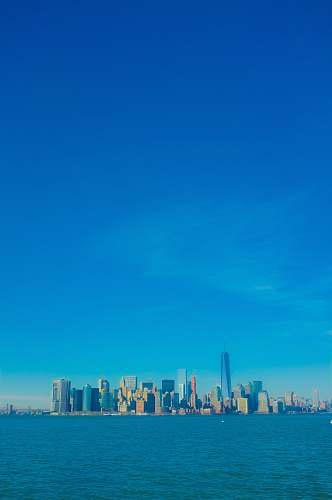 city New York City during daytime metropolis